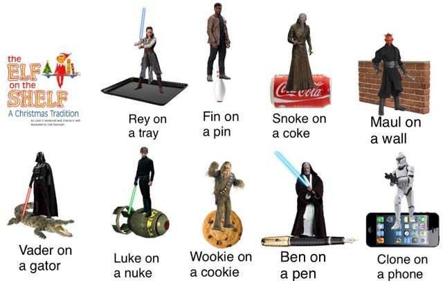 Snoke on a coke - meme