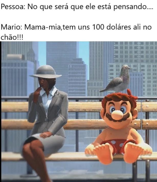 100 DOLÁRES CARAIO - meme