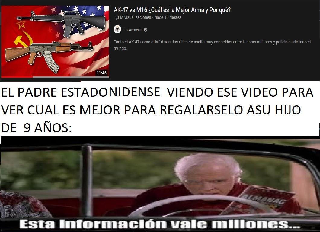 ESTADOS UNIDOS - meme