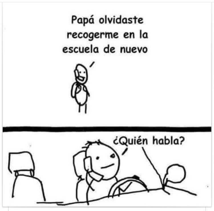 Papá? - meme
