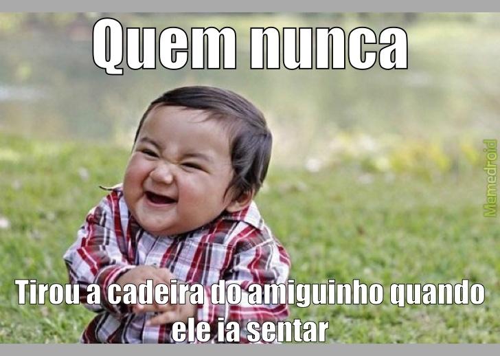 Maligno >:) - meme