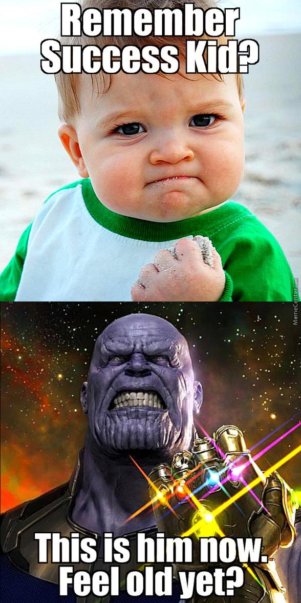 Success Baby - meme