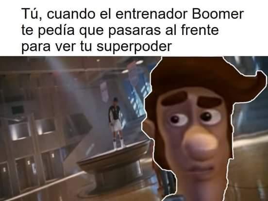 Super Escuela de Héroes - meme