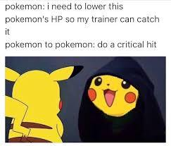 pokemon meme