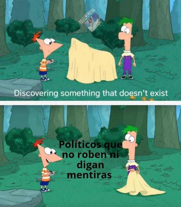 La mayoría son mentirosos - meme