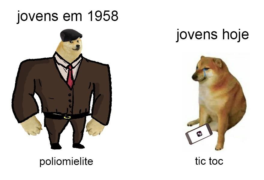 Poliomielite - meme