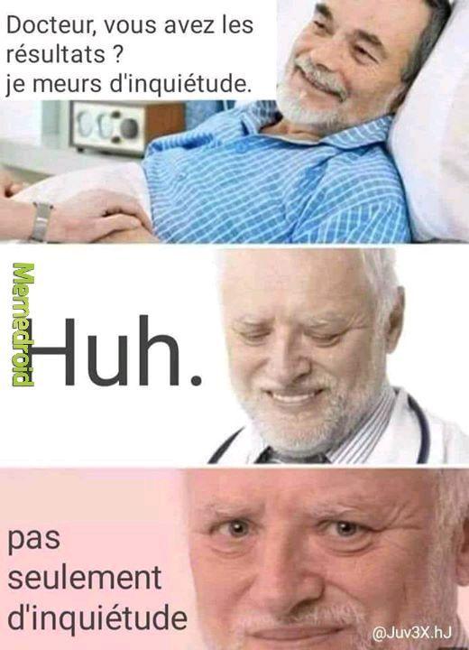 Le docteur - meme