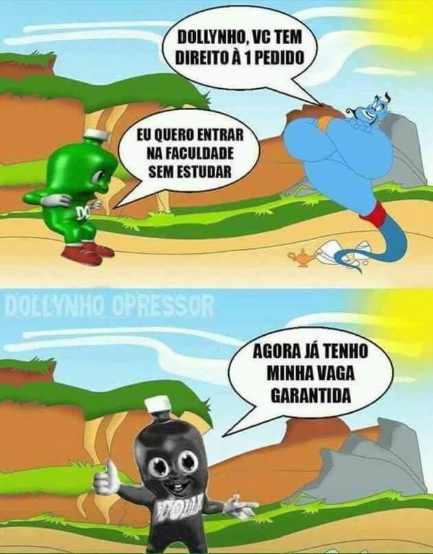 Dollynho - meme