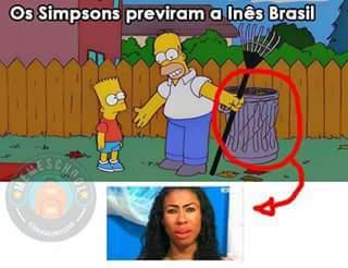 Inês Brasil não é meme