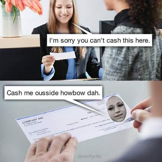 Howbowbakawk? - meme