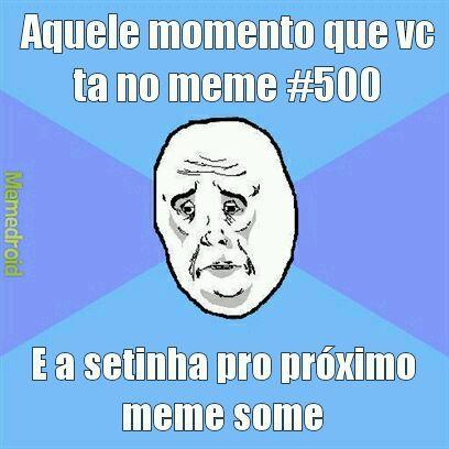 Aquele feels - meme