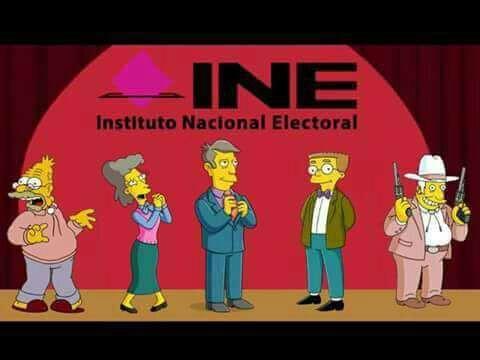 Que chida esta la referencia este año de elecciones - meme