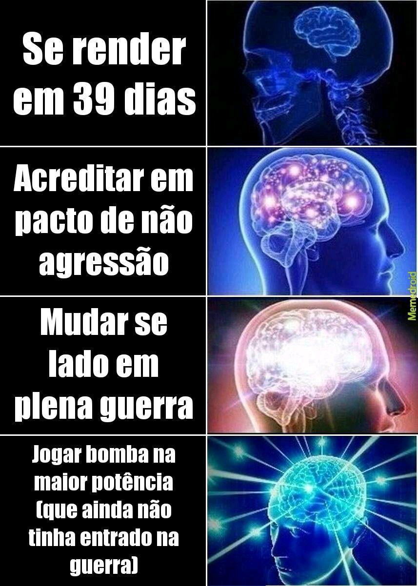 Second war - meme