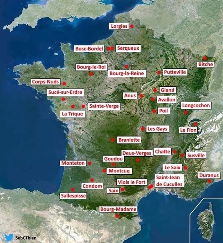 petit Tour de France (en plus j'habite à Lorgies) - meme