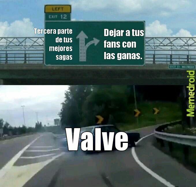 Valve. - meme