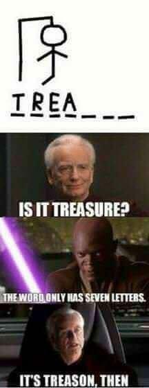 Its treason then - meme