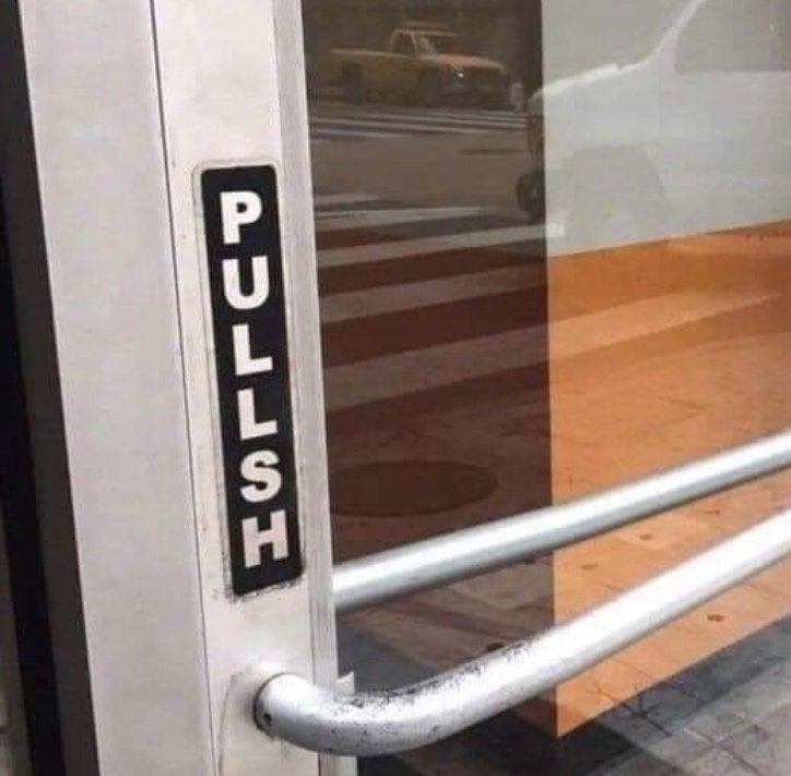 Pullshslide - meme