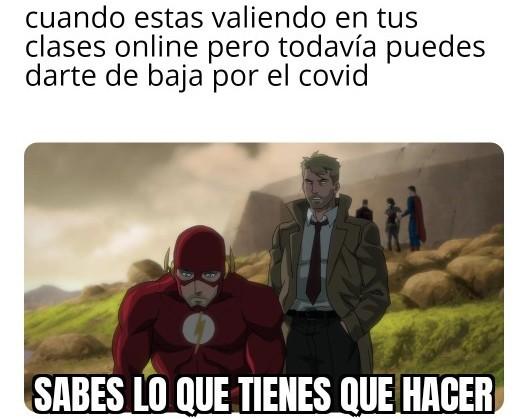 Flashpoint - meme