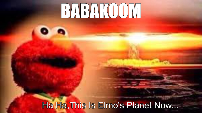 Babakoom - meme