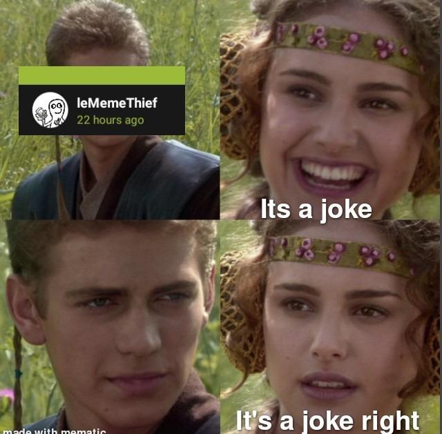 Right - meme