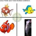 Peixes famosos