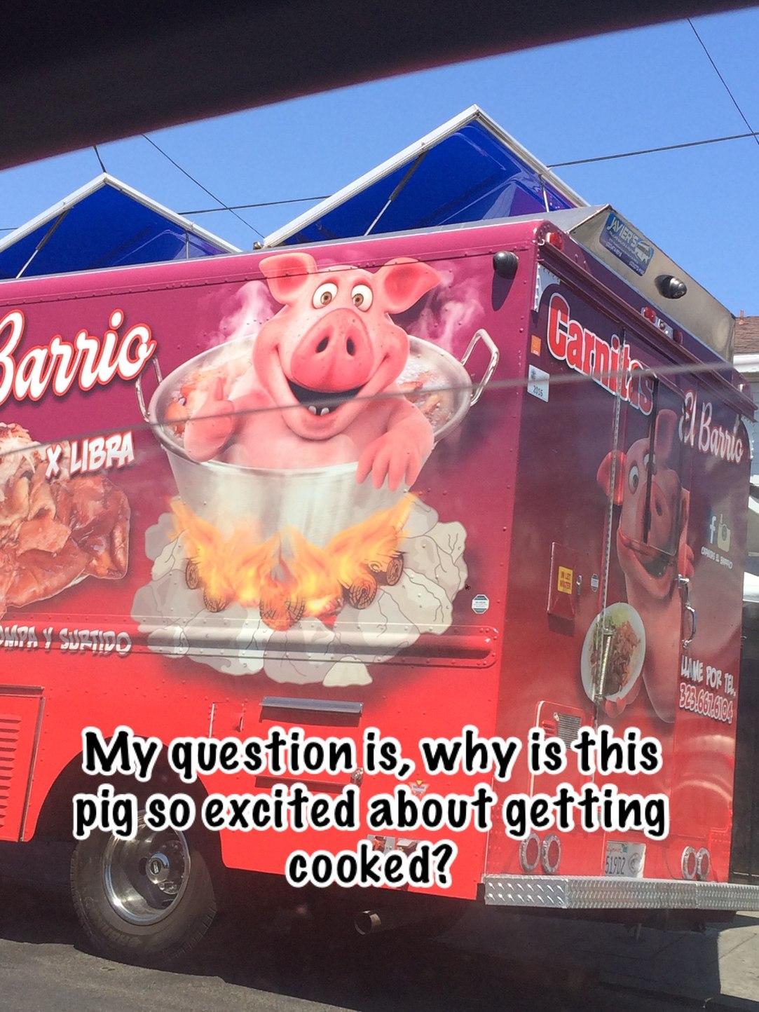 Why so preppy porky? - meme