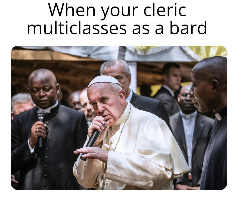 Bardic - meme