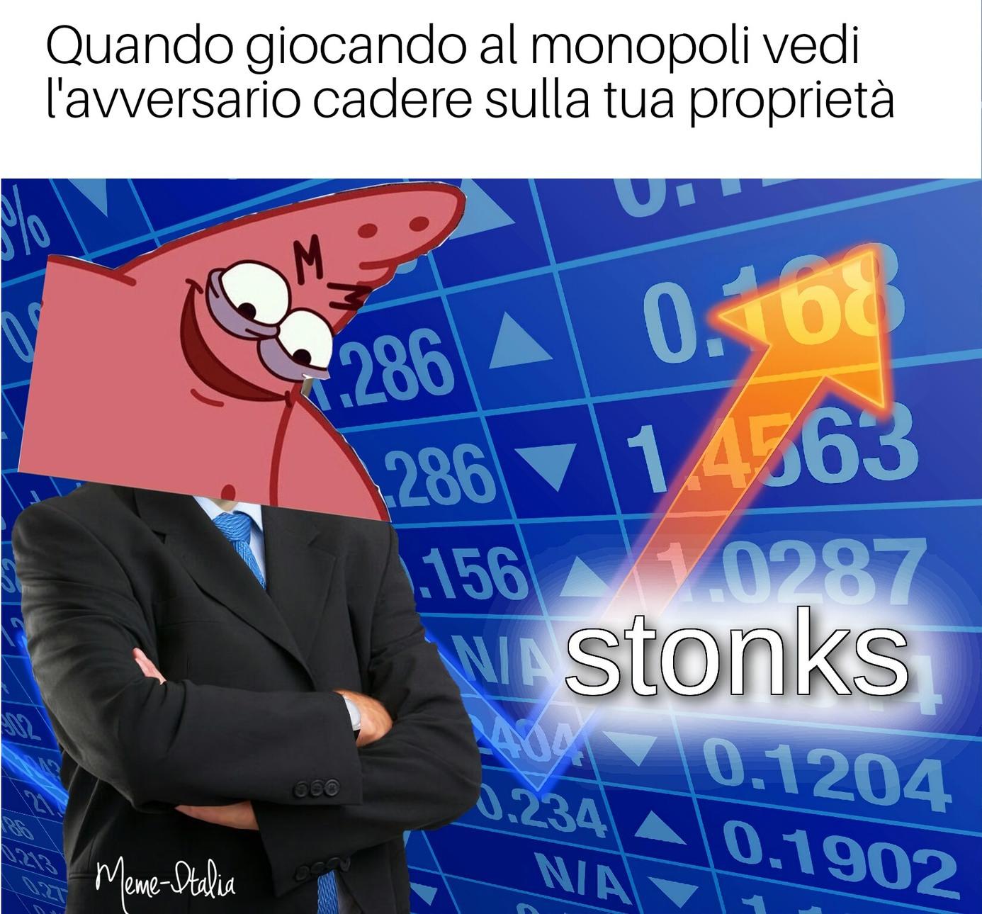 Monopoli - meme