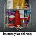 Es jabon, shampoo, acondicionador, engrosante y alargante
