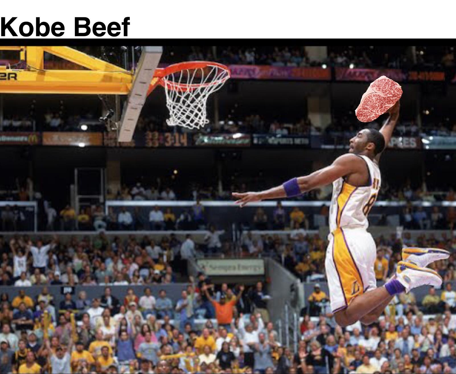 Kobe Beef - meme