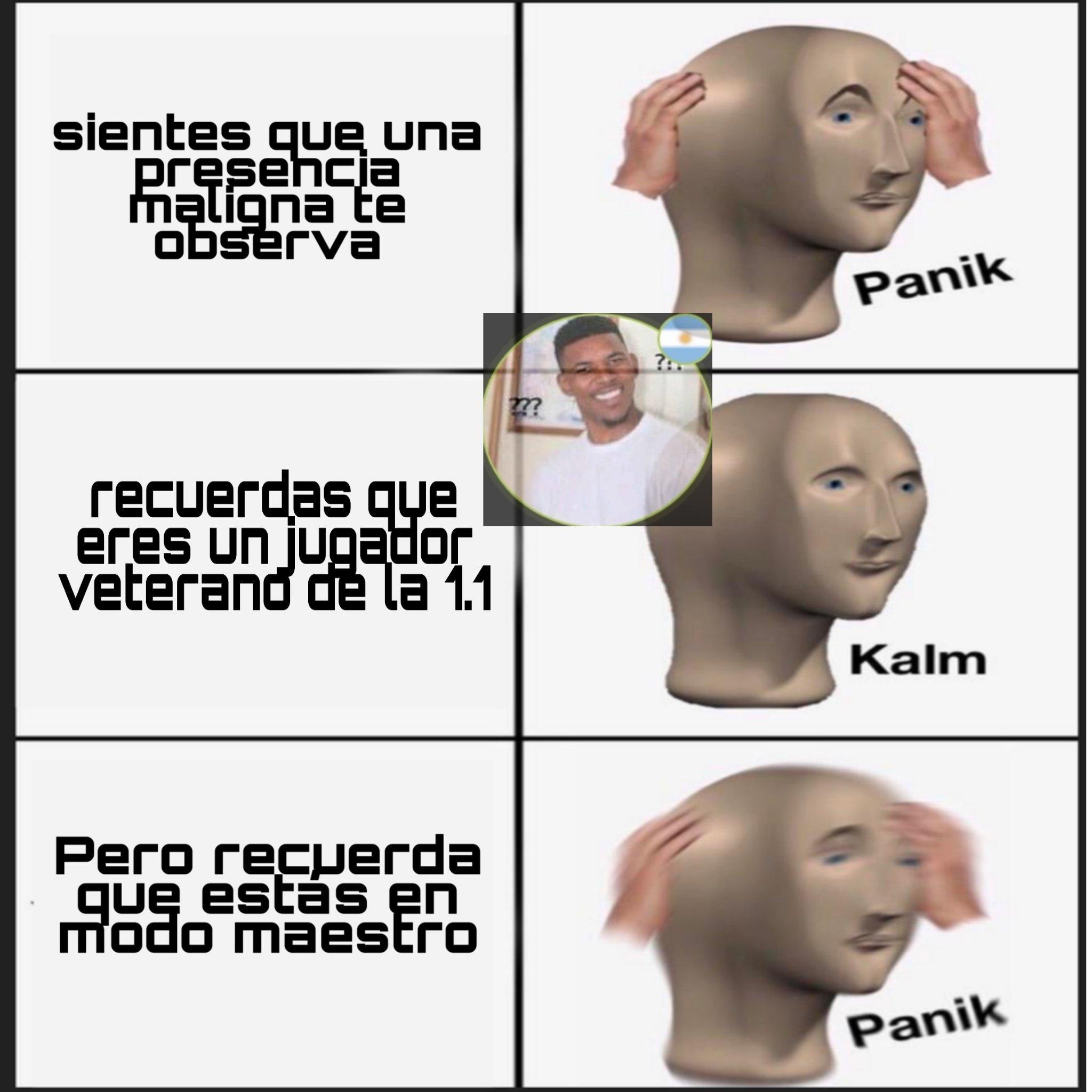 Jodido ojo - meme