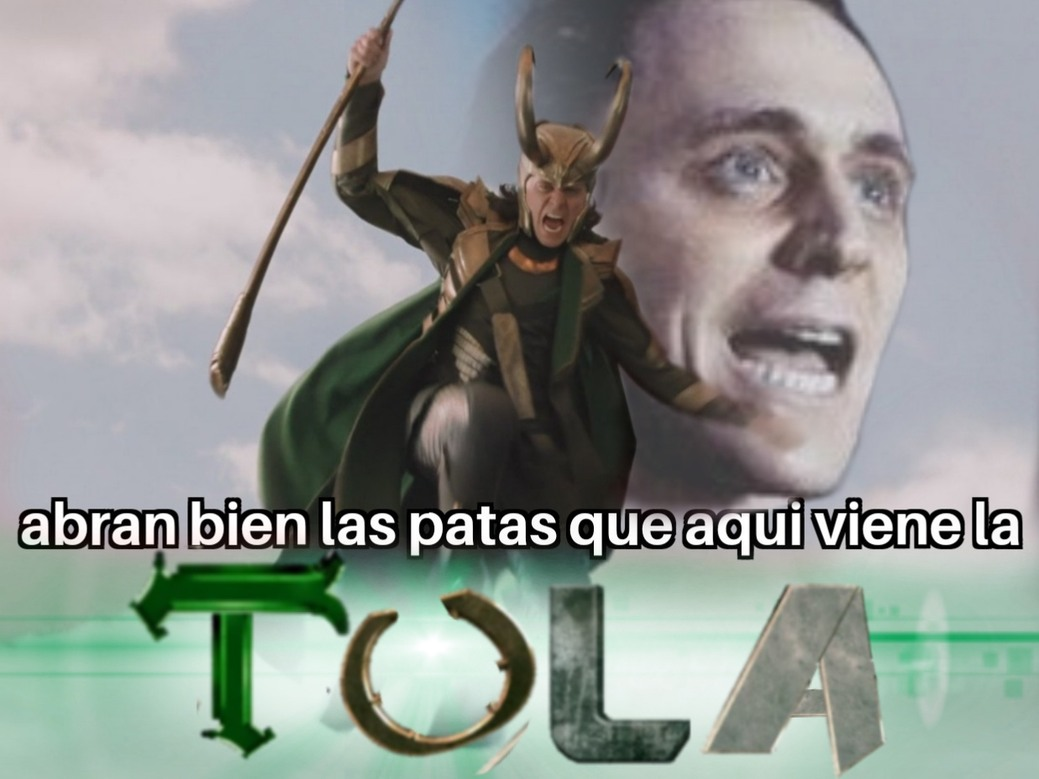 Lokiposting returns - meme