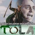 Lokiposting returns