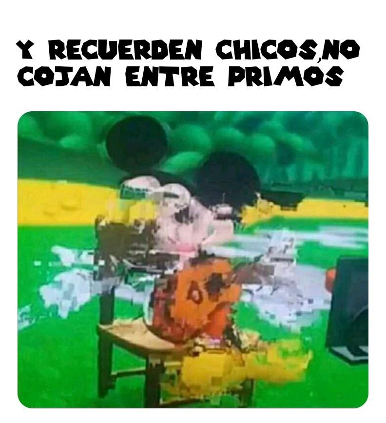 NO LO HAGAN!! - meme