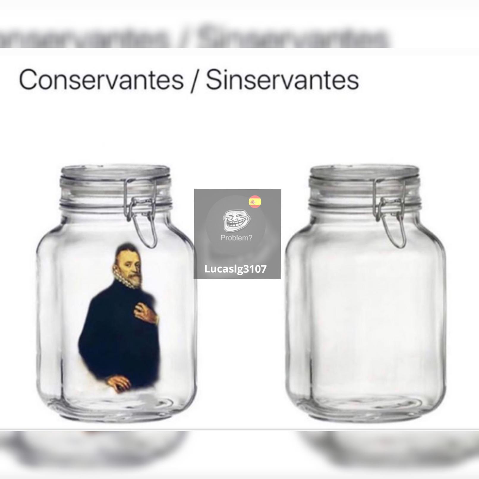 Servantes - meme