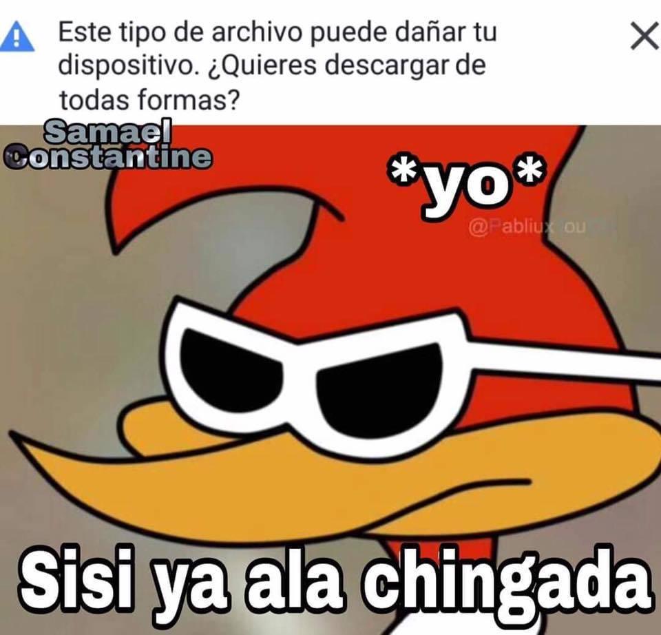 ya lose - meme
