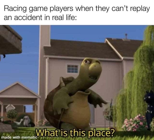 Glitch in the system - meme