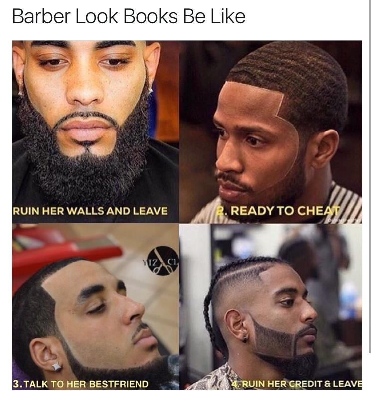 Such Barber Much Cut - meme