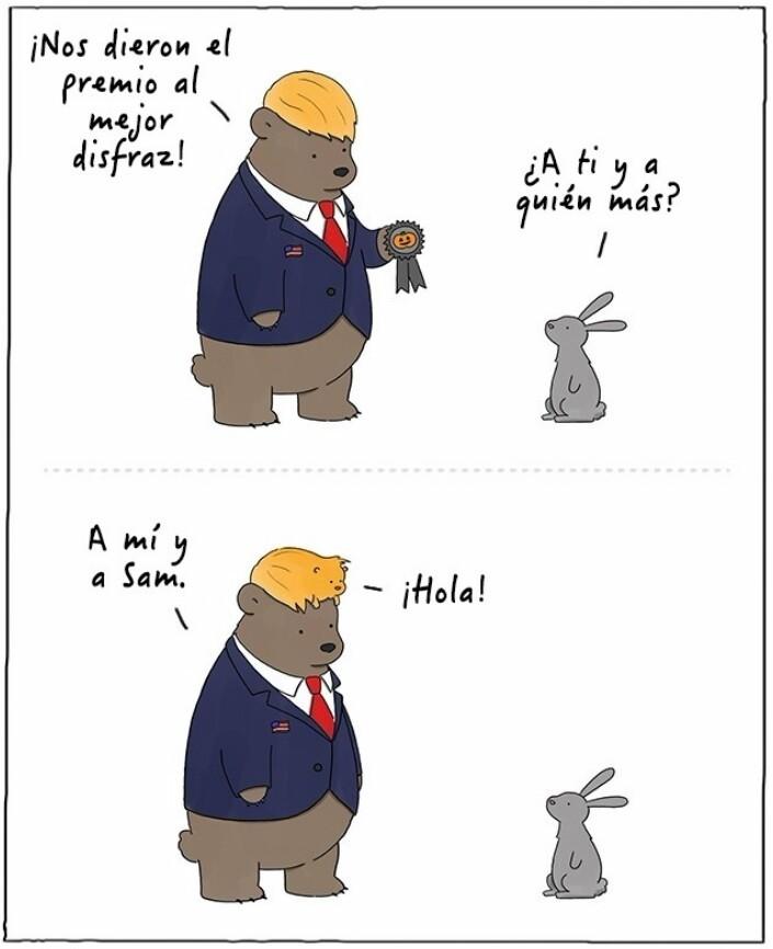 Trumpetas - meme