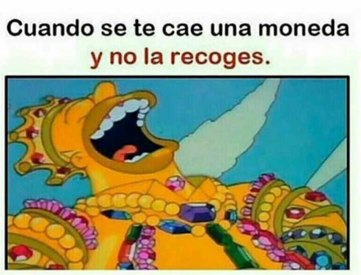 Me llueve la money - meme