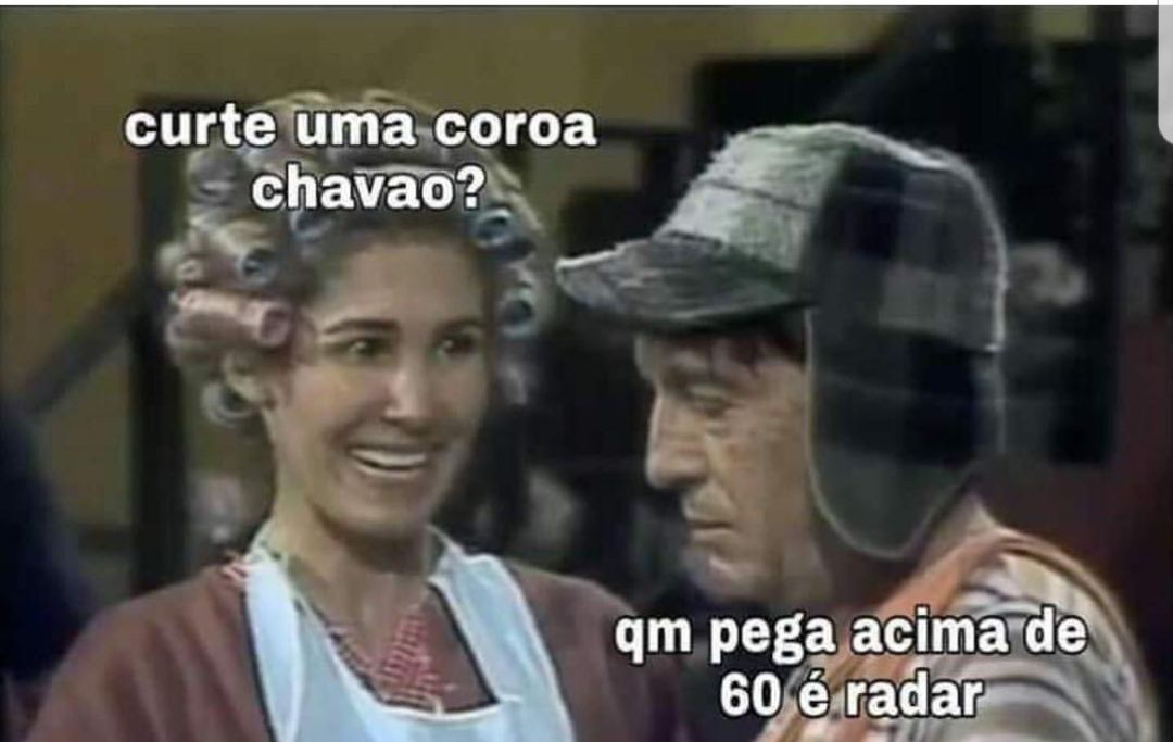 Chavão - meme