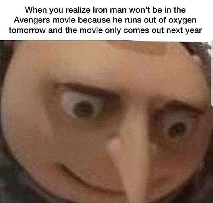 Not I am man nnooo - meme