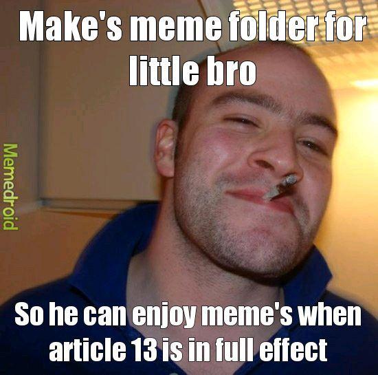 Big bro - meme