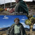 One does not simply walk into Area 51