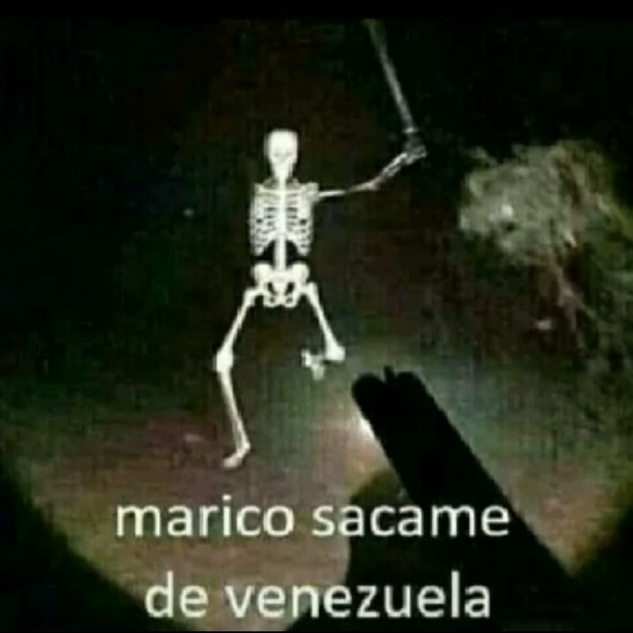 Soy de venezuela jaja - meme