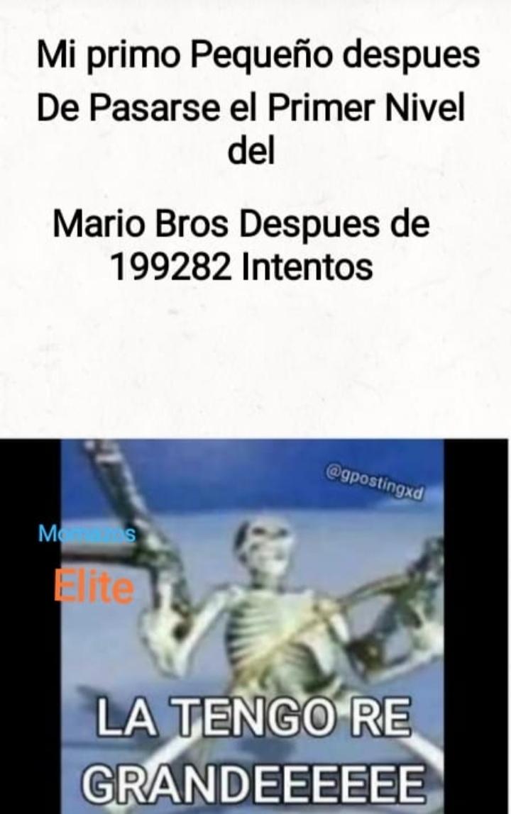 Perdon por El 4k - meme