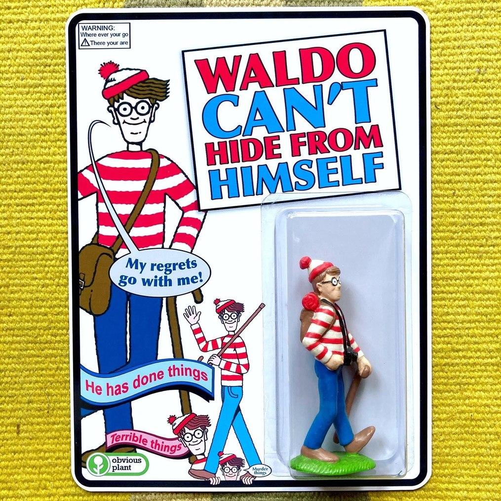 Waldo - meme