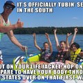 Tubing Season