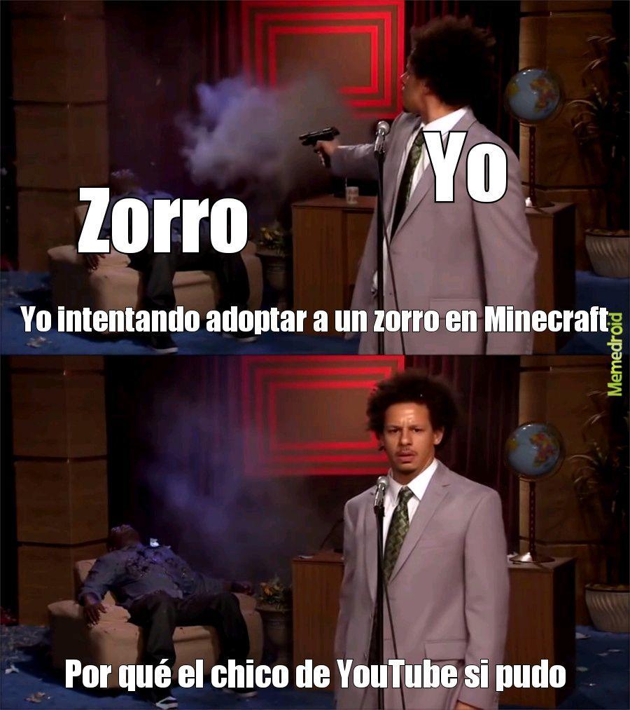Minecraft be like - meme