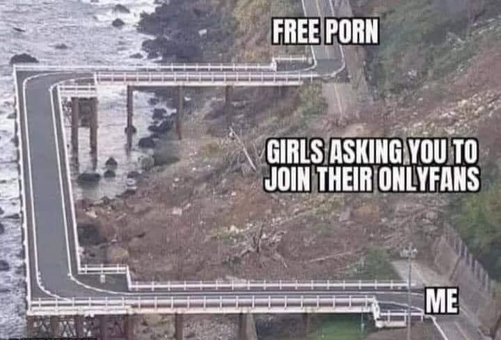 Scenic route - meme
